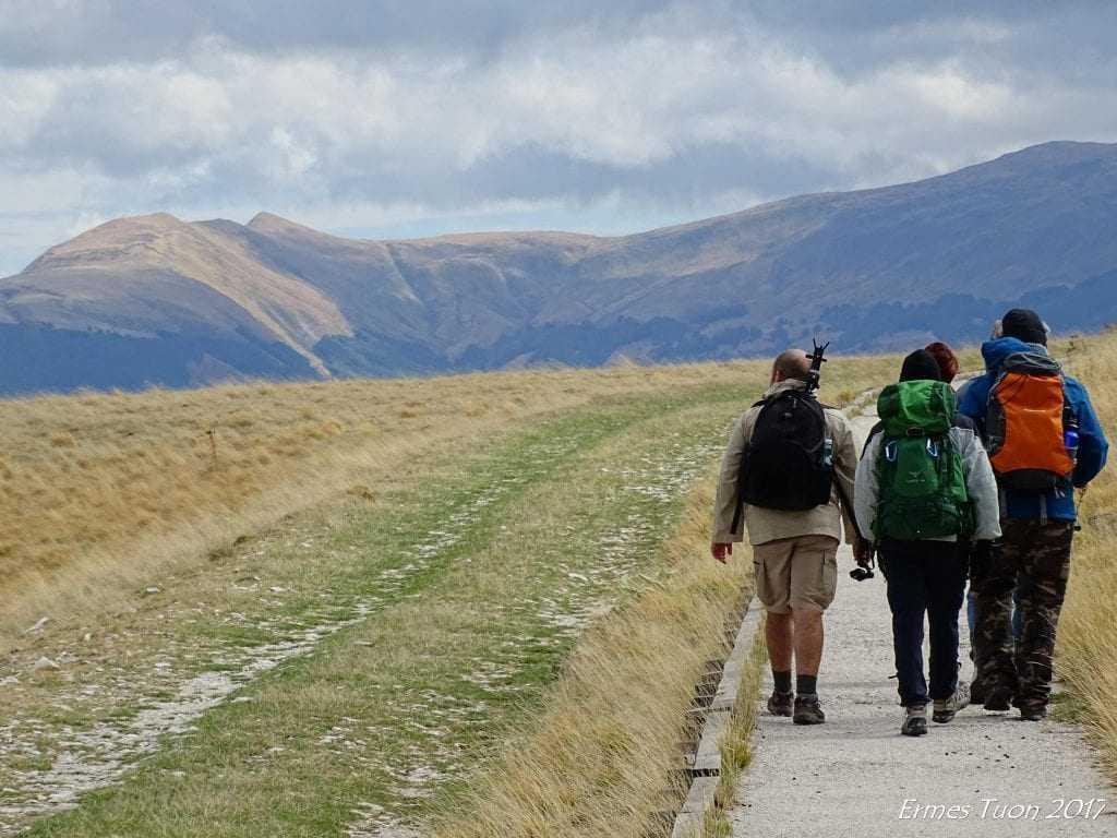 di sentiero in sentiero